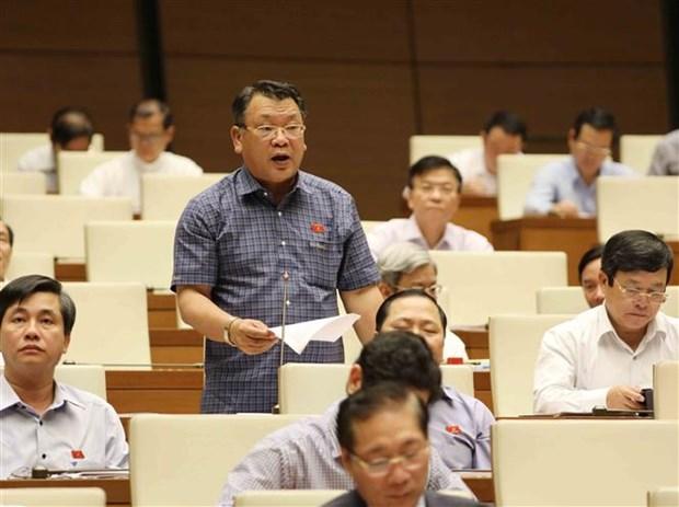 越南第十四届国会第六次会议进入第三周 hinh anh 1