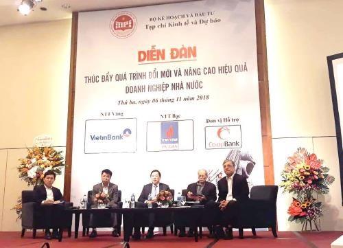 大力促进国有企业改革进程与提高国有企业经济效益 hinh anh 1