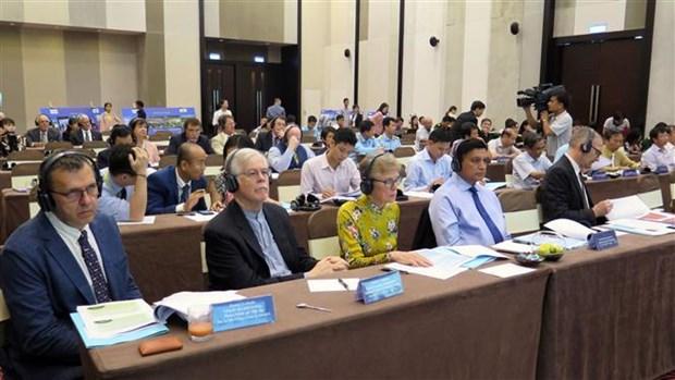 越南与美国配合对岘港市机场区域迪奥辛污染的土地进行清除 hinh anh 1