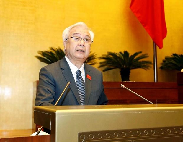 越南第十四届国会第六次会议公报(第十三号) hinh anh 1