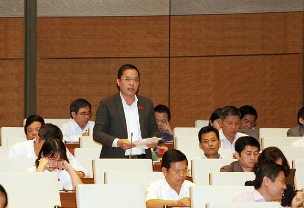 越南第十四届国会第六次会议公报(第十二号) hinh anh 1
