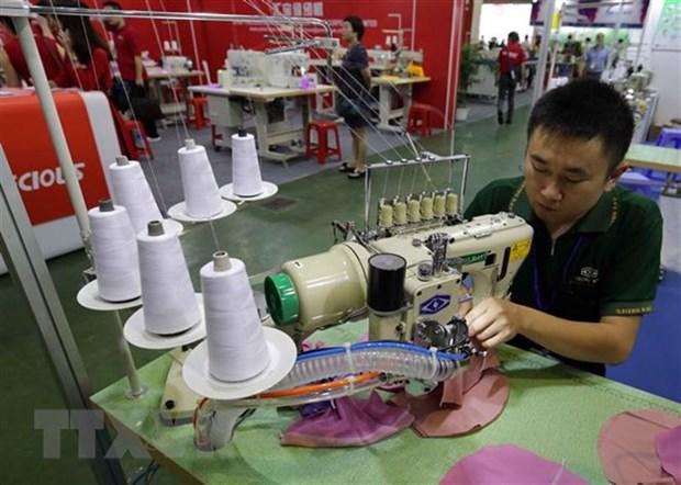 越南纺织服装行业率先迎来自贸协定的机会 hinh anh 1