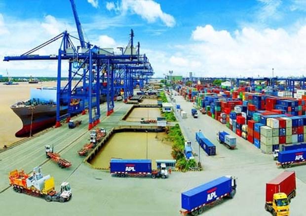 韩国对东盟出口量猛增 hinh anh 1