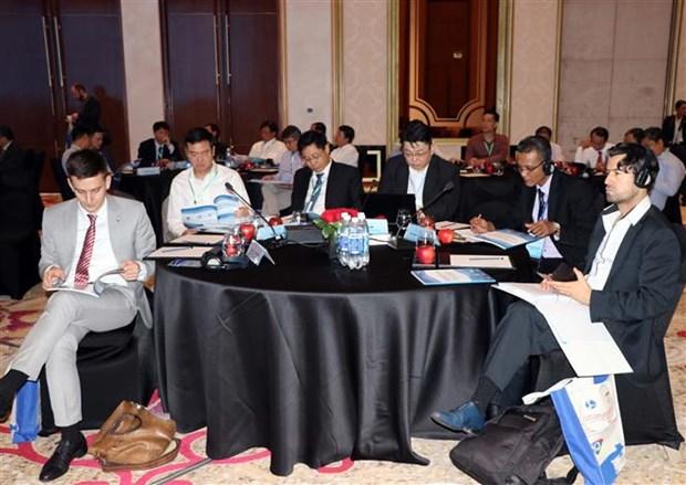 第十次东海国际学术研讨会:致力于促进地区安全与发展的合作 hinh anh 2