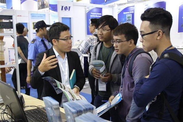 越南2018胡志明市国际水处理展拉开序幕 hinh anh 2