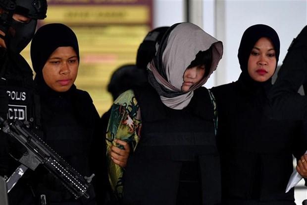 马来西亚法院推迟涉嫌朝鲜公民金哲被杀案被告人的质证时间 hinh anh 1