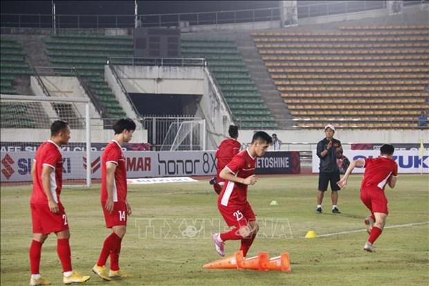 2018年铃木杯东南亚足球锦标赛:韩国电视台将直播越南队的比赛 hinh anh 1
