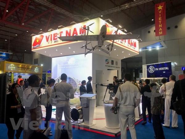 越南国防工业取得值得自豪的进展 hinh anh 1