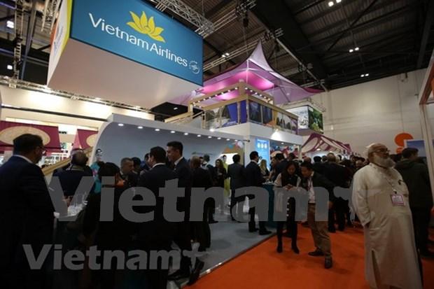 越南旅游产品在2018英国伦敦WTM上脱颖而出 hinh anh 1