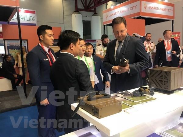 越南国防工业取得值得自豪的进展 hinh anh 2