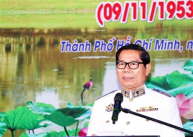 柬埔寨国庆65周年纪念活动在胡志明市举行 hinh anh 3