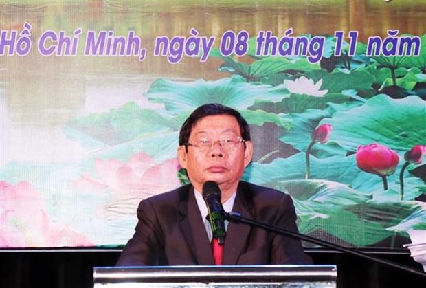 柬埔寨国庆65周年纪念活动在胡志明市举行 hinh anh 2
