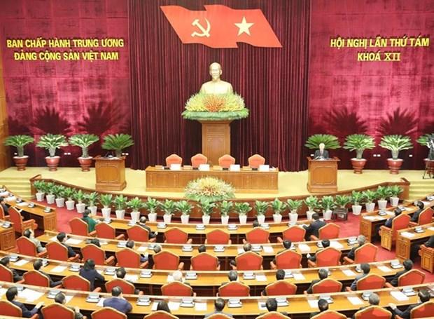 党对全国人民的政治承诺 hinh anh 1