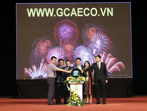 越南安全农产品电子交易平台正式亮相 hinh anh 1