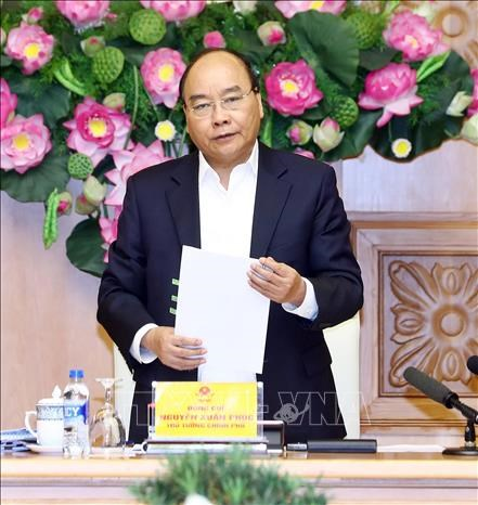 经济社会小组召开第一次会议 为越共十三大做准备 hinh anh 2