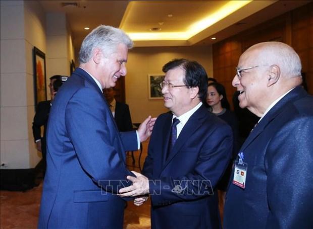 越南与古巴企业座谈会有助于促进双方经贸合作关系 hinh anh 1