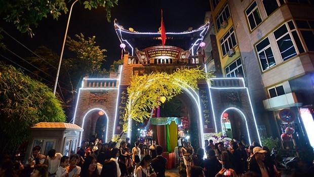 越南旅游:万福丝绸—千年绸色 hinh anh 1