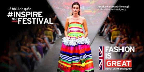 """""""鼓舞我""""——2018年英国文化节活动在河内拉开序幕 hinh anh 2"""