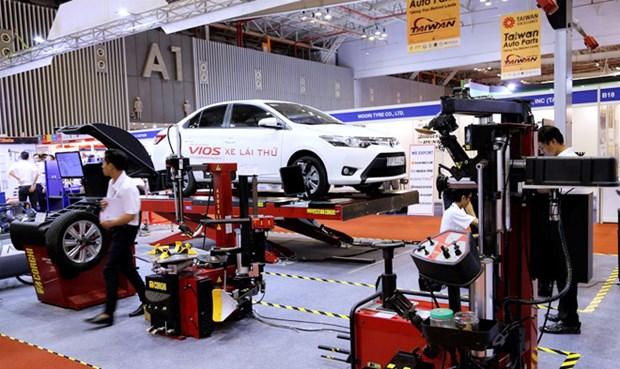 越南汽车零部件出口额超过44亿美元 hinh anh 1