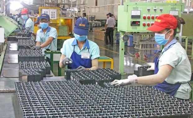 隆安省加强对接 吸引更多投资者前来投资 hinh anh 1