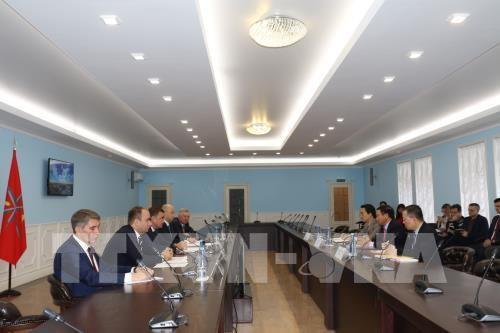 俄罗斯图拉州与越南各地方加强合作 hinh anh 1