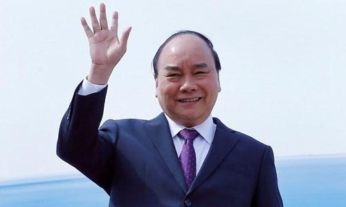 阮春福总理将出席APEC第二十六次领导人非正式会议 hinh anh 1