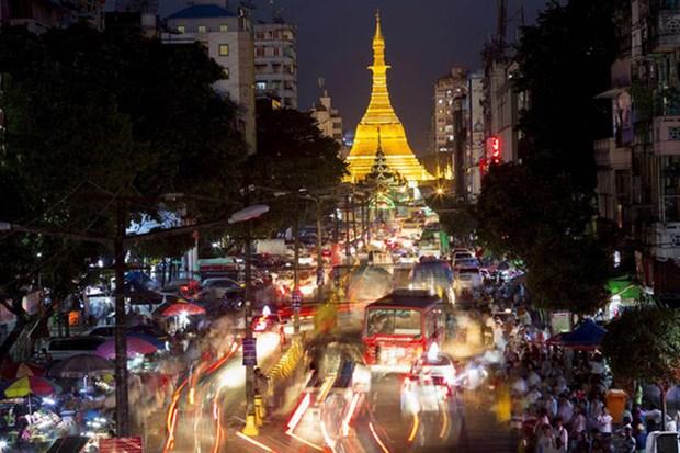 缅甸与10个国家签署投资保护协议 hinh anh 1