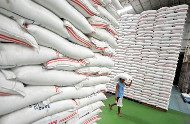 中国是缅甸大米主要出口市场 hinh anh 1