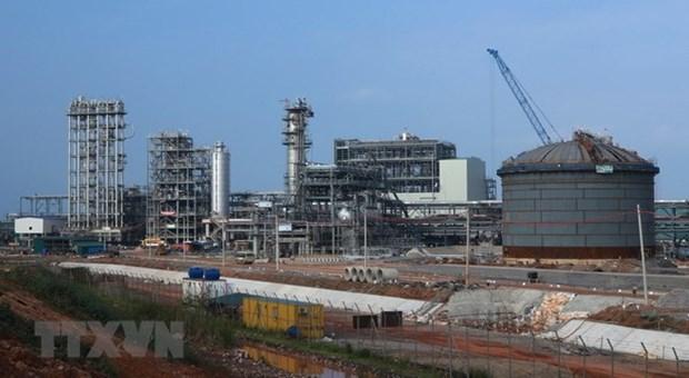 宜山炼油厂预计上缴国家财政8万亿越盾 hinh anh 1