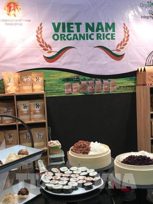 越南参加2018年新西兰有机、可持续发展绿色健康产品和服务博览会 hinh anh 1
