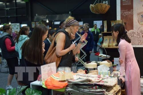 越南参加2018年新西兰有机、可持续发展绿色健康产品和服务博览会 hinh anh 2