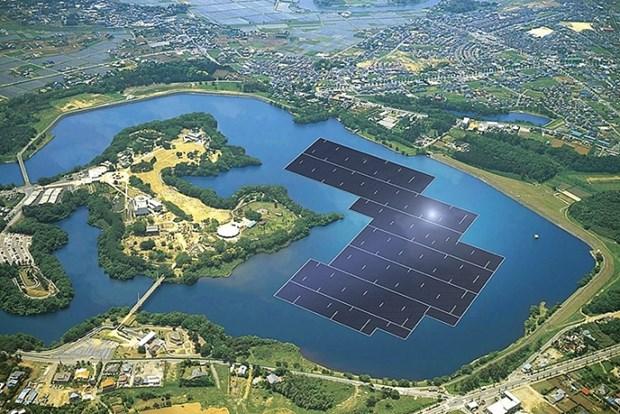 能源专家:越南浮动太阳能产业发展潜力巨大 hinh anh 1