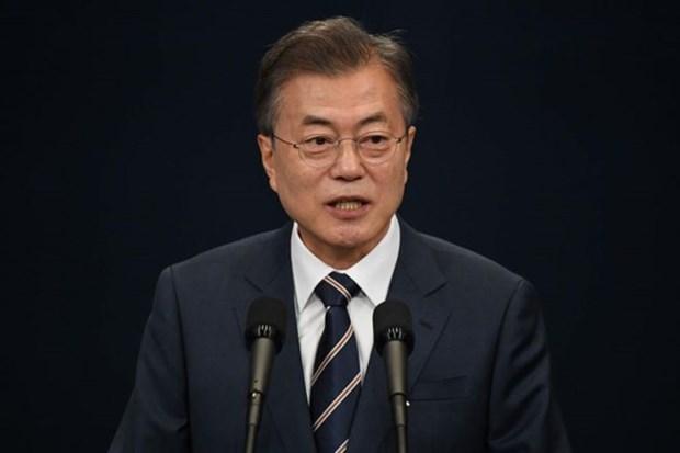 韩国加强与东盟的合作 hinh anh 1