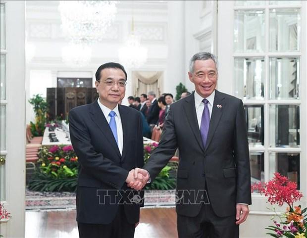 中国希望 《东海行为准则》谈判在三年内完成 hinh anh 1