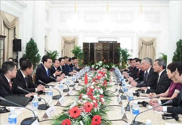 中国希望 《东海行为准则》谈判在三年内完成 hinh anh 2