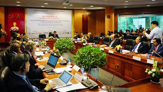 """非洲-中东地区各国""""向东看""""政策:大力推动与越南的合作 hinh anh 1"""