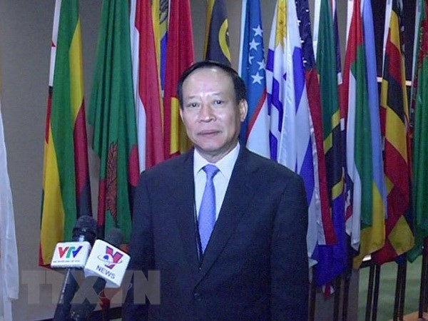 越南陈述履行《联合国反酷刑公约》照应性规定所采取的措施报告 hinh anh 1