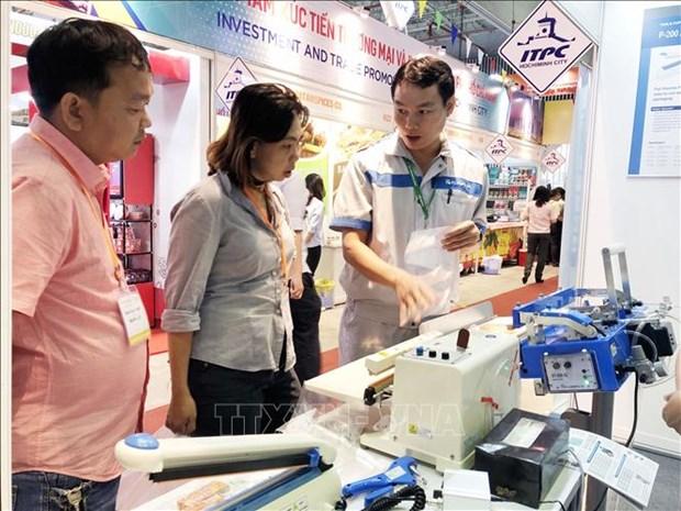 23个国家和地区参加2018年越南国际食品工业展 hinh anh 2