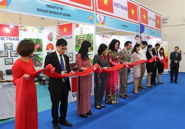 越南参加印度规模最大的贸易博览会 hinh anh 1