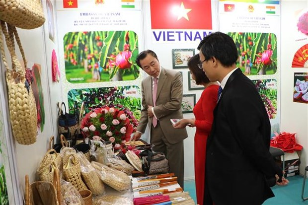 越南参加印度规模最大的贸易博览会 hinh anh 2
