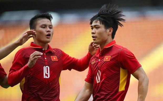光海、公凤入选2018年AFF Cup两大奖项候选名单 hinh anh 1
