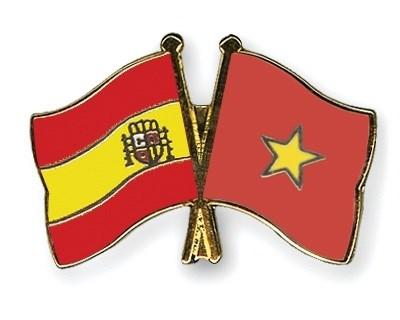 加强越南与西班牙的贸易交流 hinh anh 1