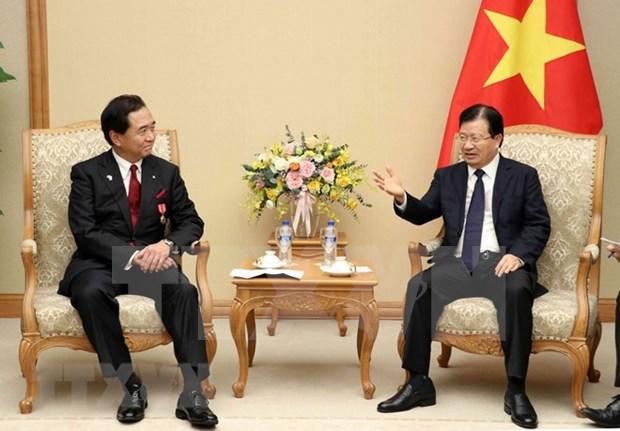 越南与日本神奈川县加强多领域合作 hinh anh 1