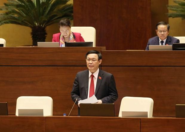 越南第十四届国会第六次会议公报(第二十一号) hinh anh 1
