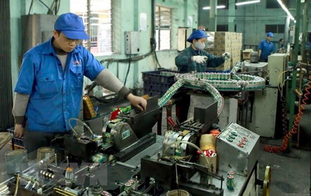 2018年前10月越南工业生产较为活跃 hinh anh 1