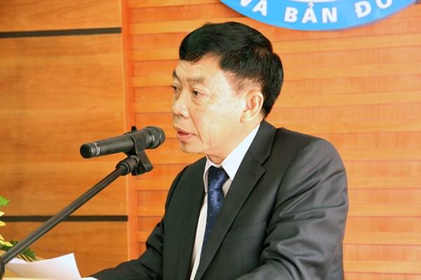 越南协助老挝建设地形数据库 hinh anh 2