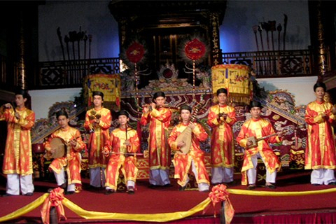 """11·23越南文化遗产日:""""昔日之美""""系列文化活动将在河内古街区举行 hinh anh 1"""