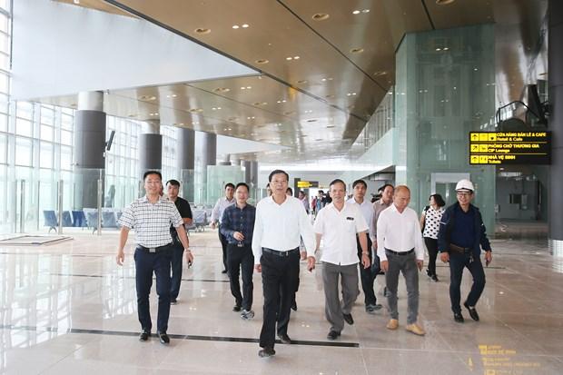 广宁省三大交通项目将于12月投入运行 hinh anh 1