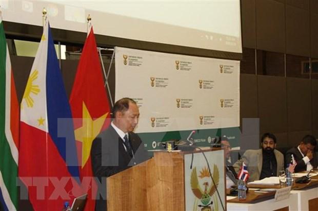 掀开越南与南非外交关系的新一页 hinh anh 2