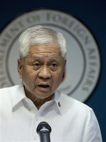 菲律宾前外长呼吁中国在东海问题上持温和态度 hinh anh 1
